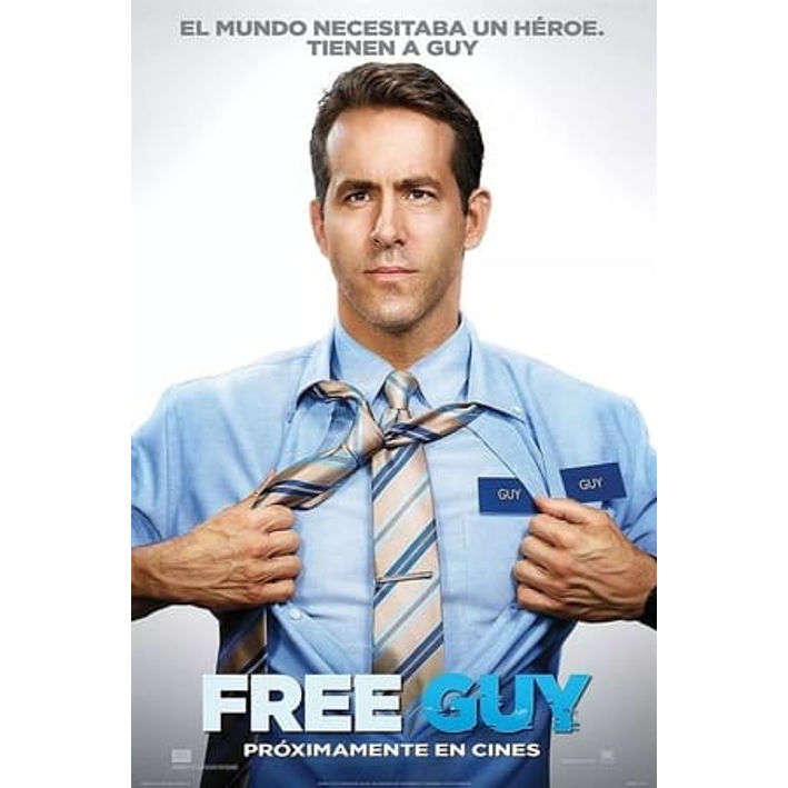2021 Cuevana Free Guy Pelicula Co Recommended By Apabaelah Kit