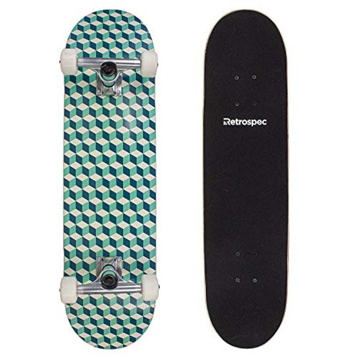 Eoyizw Skateboard 31 Inch Complete Skate Recommended By Seif Nabil Seifnabil Kit