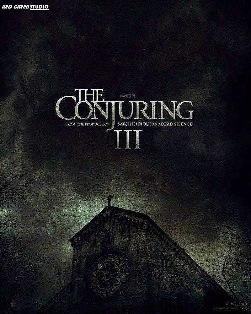 V E R El Conjuro 3 2021 Pelicula Co Recommended By Theconjuring Kit