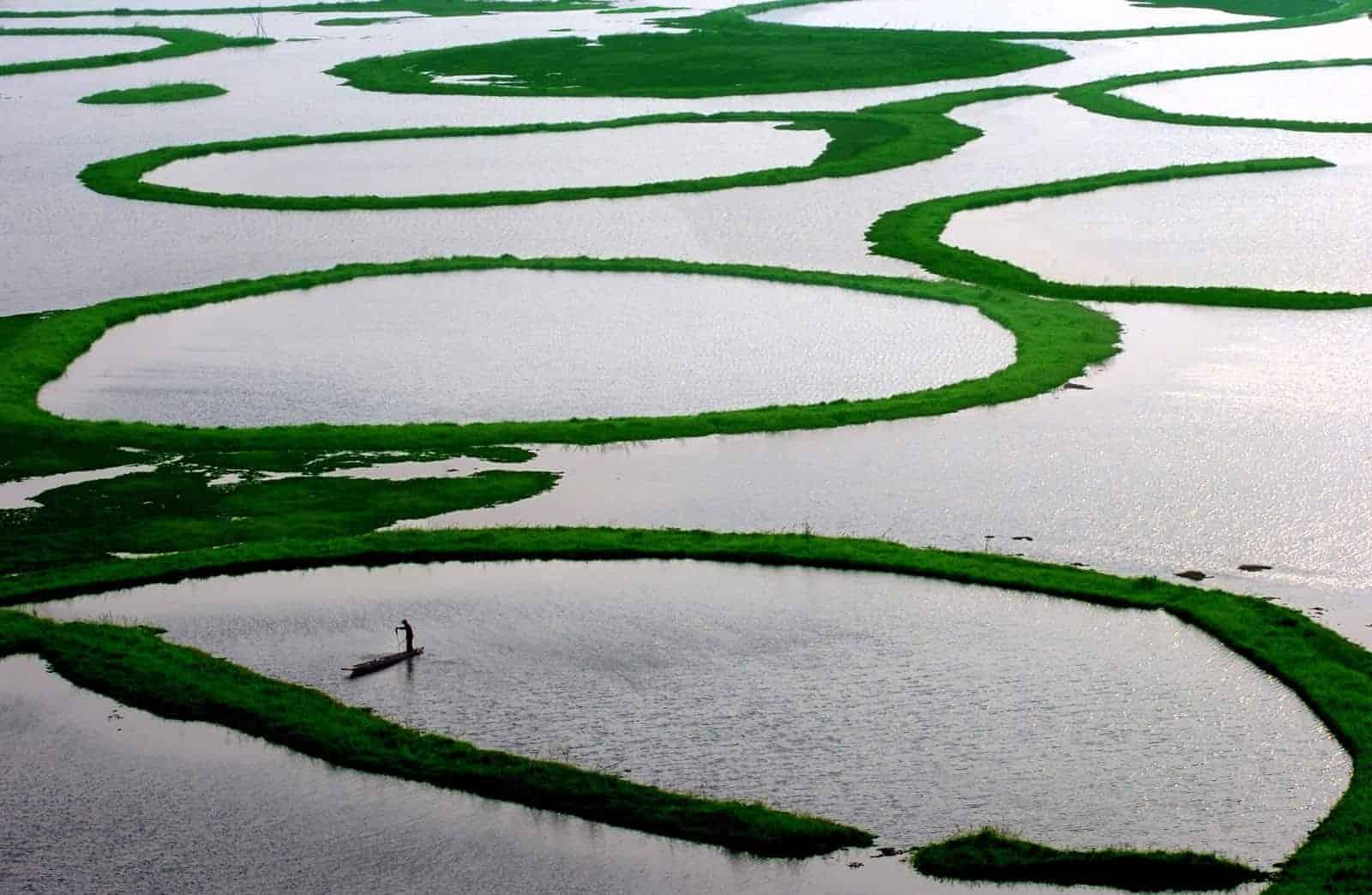 Loktak Lake – World's only floating lake!