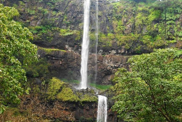 Vajrai Waterfall - India's tallest waterfall