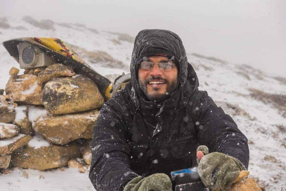 Kivu Hero Prasenjeet Yadav molecular ecologist National Geographic Explorer