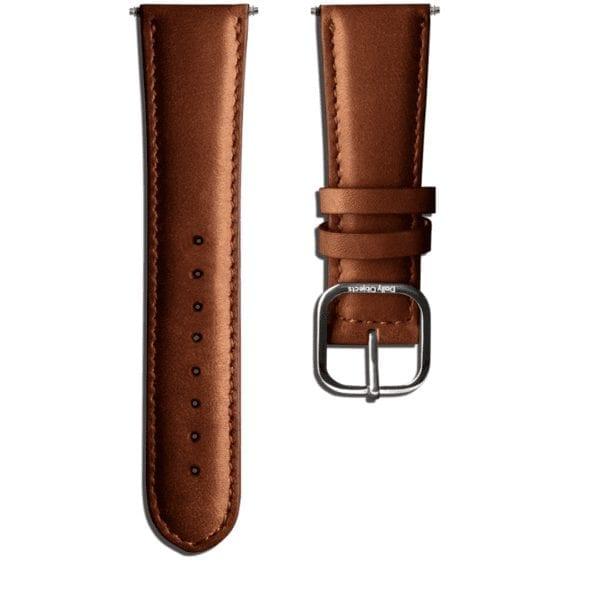 Tan Napa Leather Universal WatchBand KLIPPIK KUWAIT
