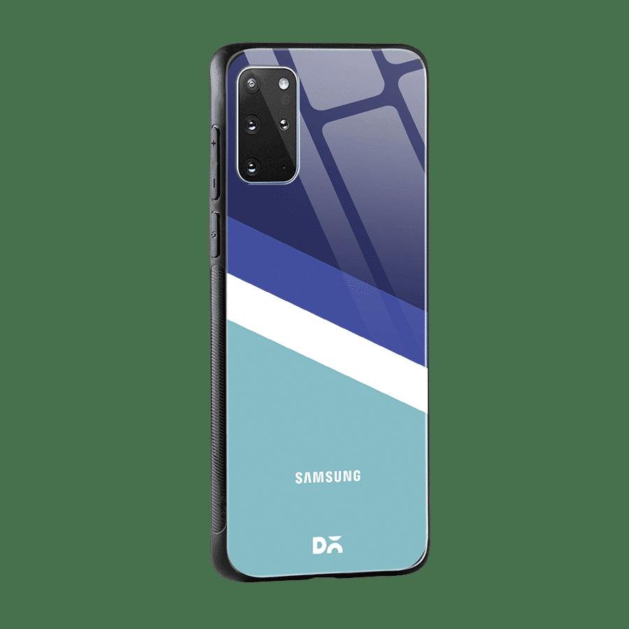 Aqua Angles Glass Case Cover For Samsung Galaxy S20 Plus Klippik Kuwait