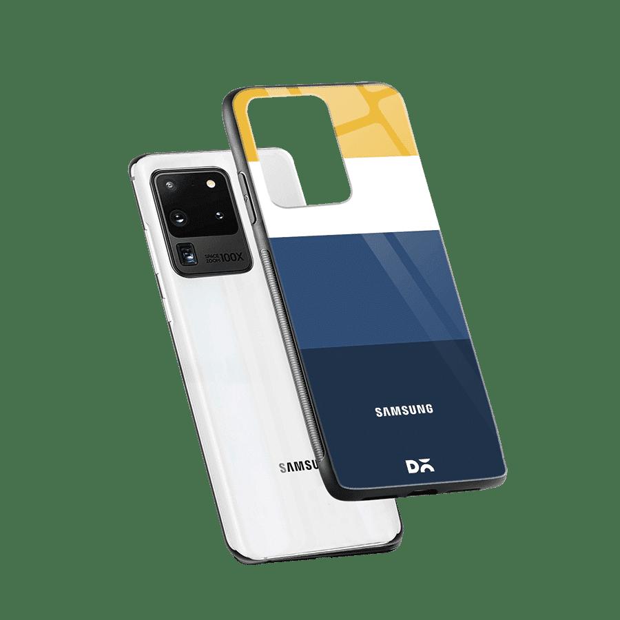 Sunrise Quad Glass Case Cover For Samsung Galaxy S20 Ultra Klippik Kuwait