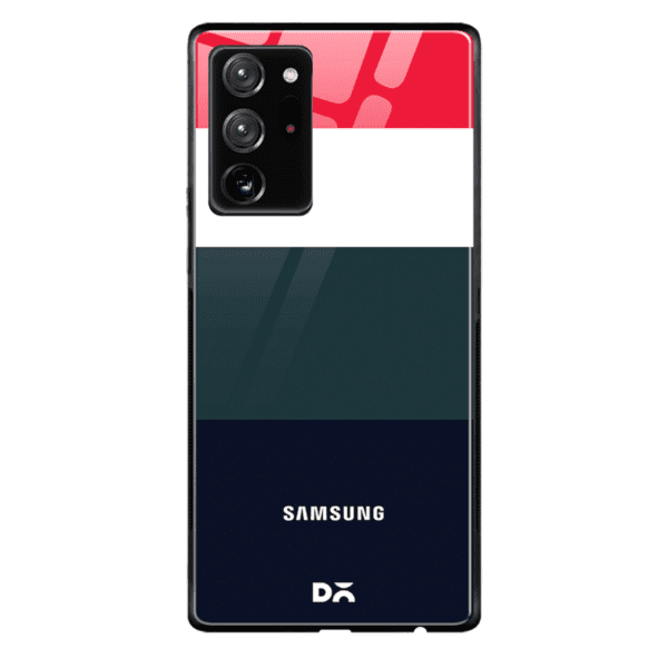 Deep Quad Glass Case Cover For Samsung Galaxy Note 20 Ultra | klippik Kuwait