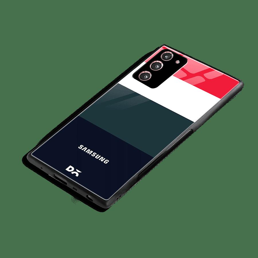Deep Quad Glass Case Cover For Samsung Galaxy Note 20 | klippik Kuwait