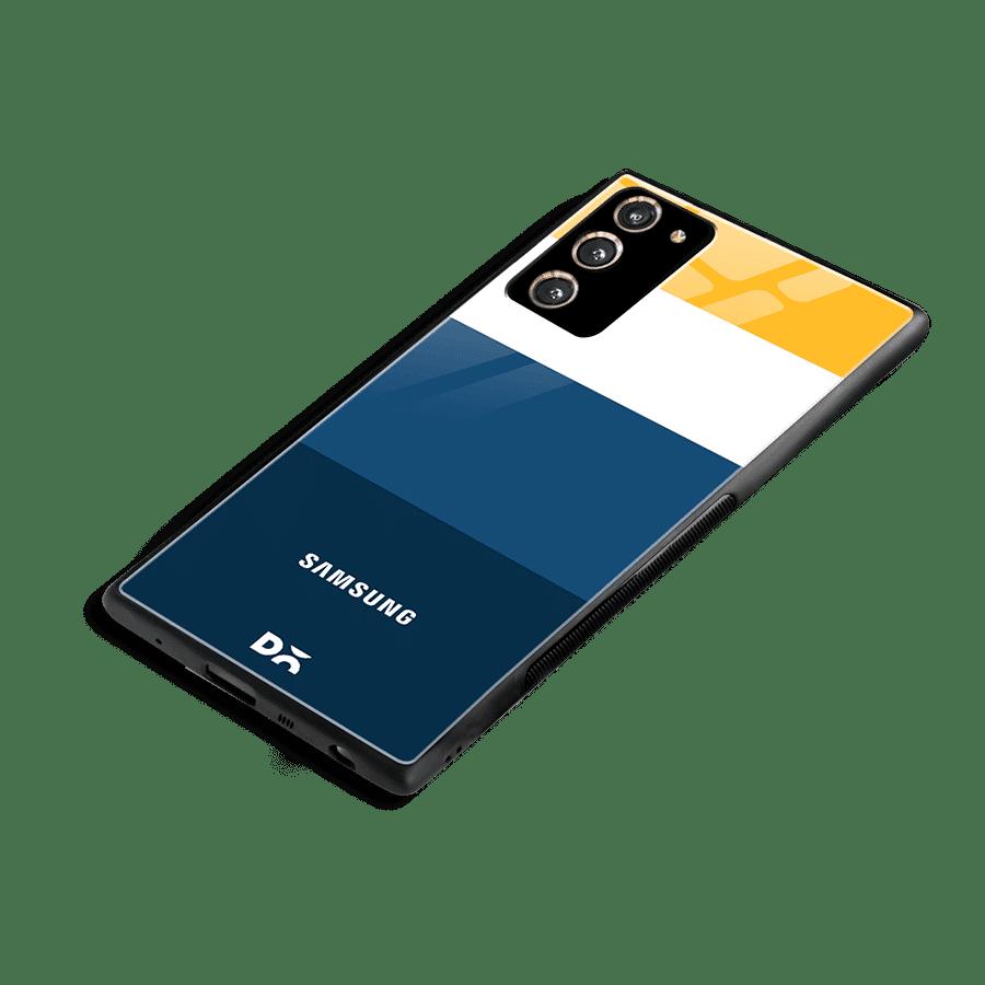 Sunrise Quad Glass Case Cover for Samsung Note 20 | Klippik Kuwait
