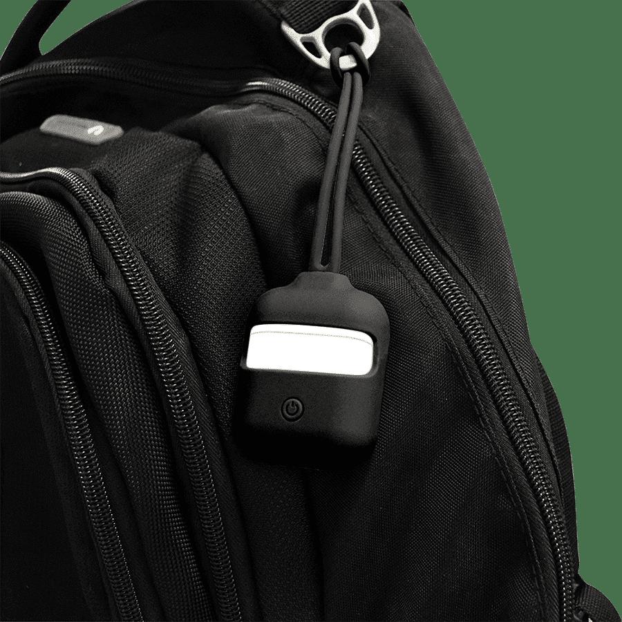 Black Silicone Sling AirPods Case Cover   Klippik Kuwait
