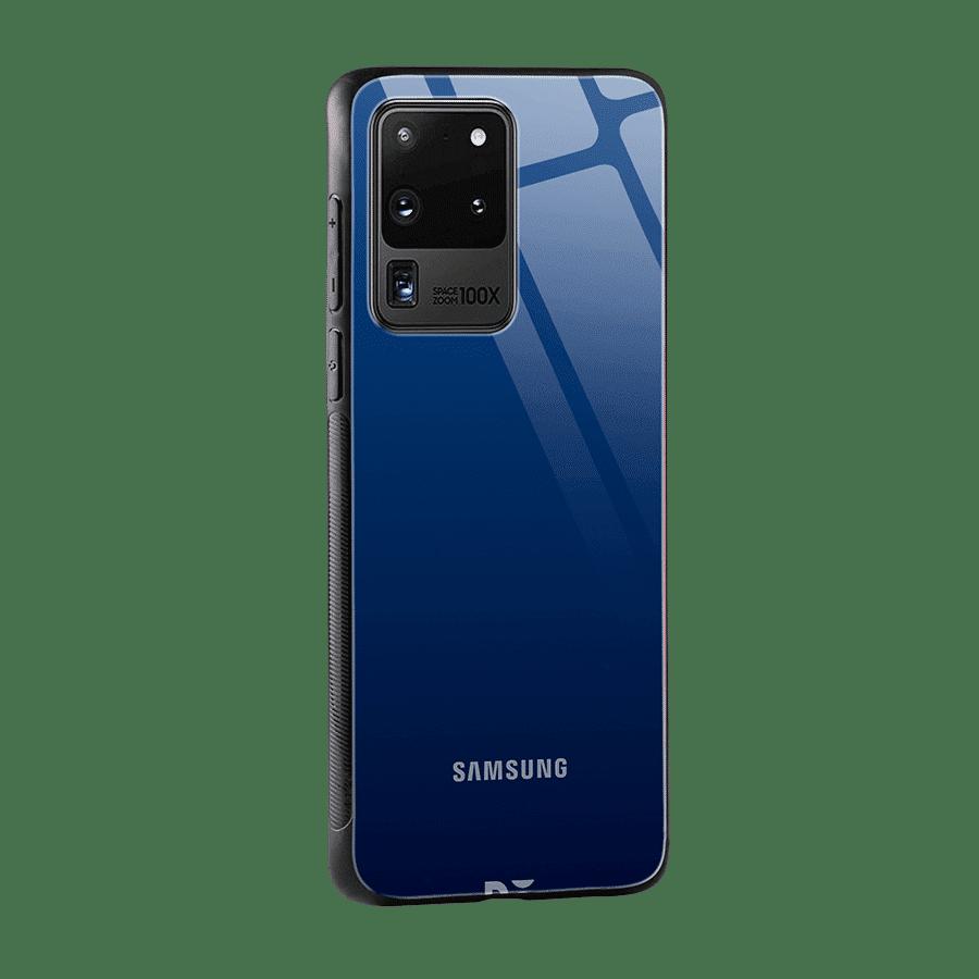 Nightfall Gradient Glass Case Cover For Samsung Galaxy S20 Ultra   Klippik   Online Shopping