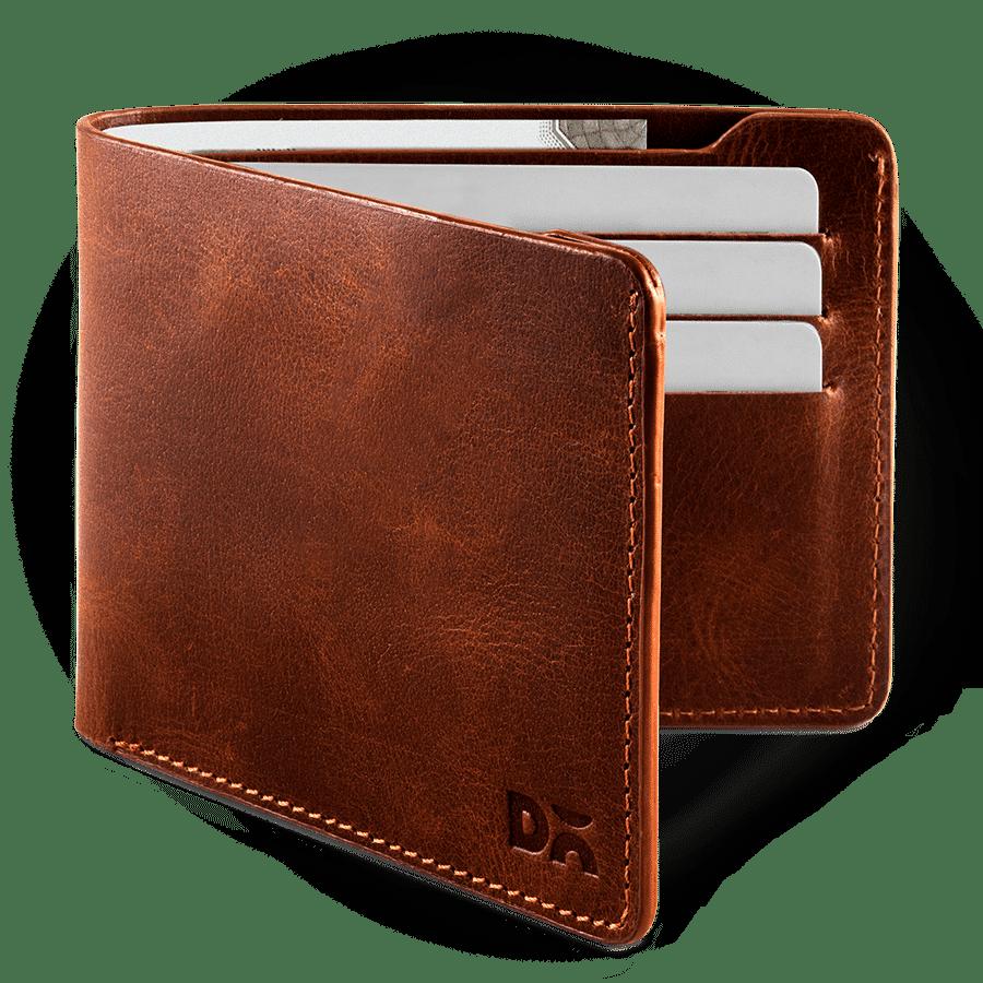 Tan Leather UrbanGentleman Wallet   Klippik Online SHopping Kuwait UAE Saudi