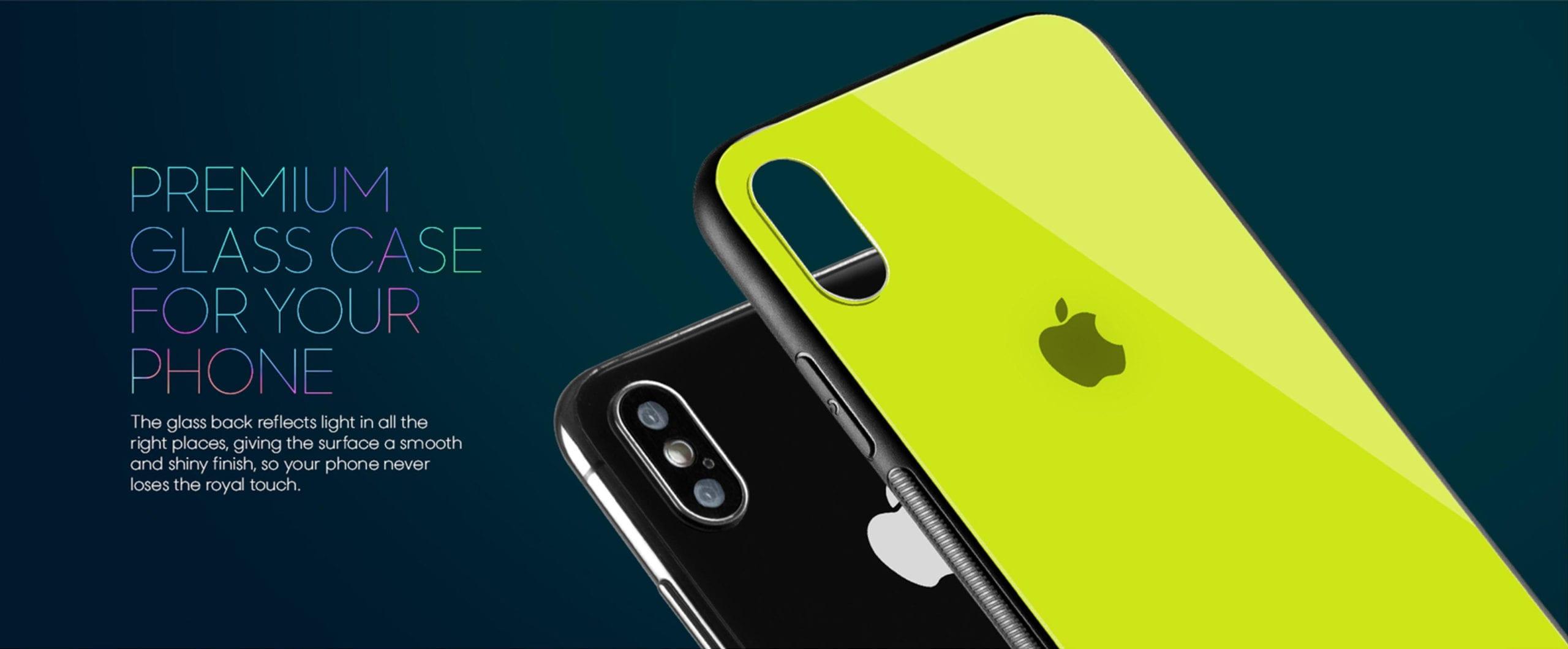 Gradiant Glass Cases for Samsung Apple | Klippik | Online Shopping | Kuwait Saudi UAE