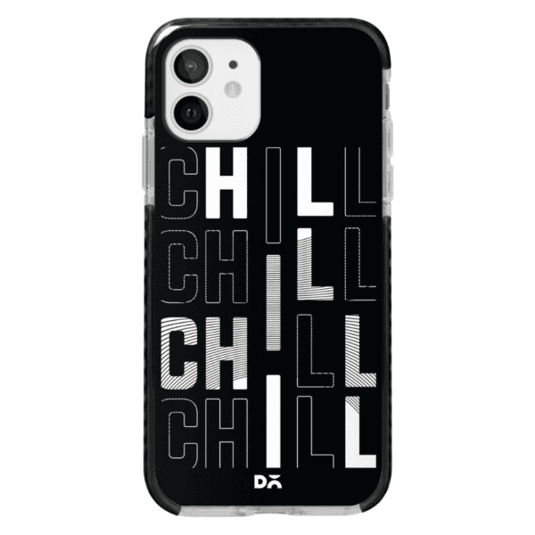 Lets Chill Stride Case Cover for Apple iPhone 12 Mini and Apple iPhone 12 with great design and shock proof | Klippik | Online Shopping | Kuwait UAE Saudi