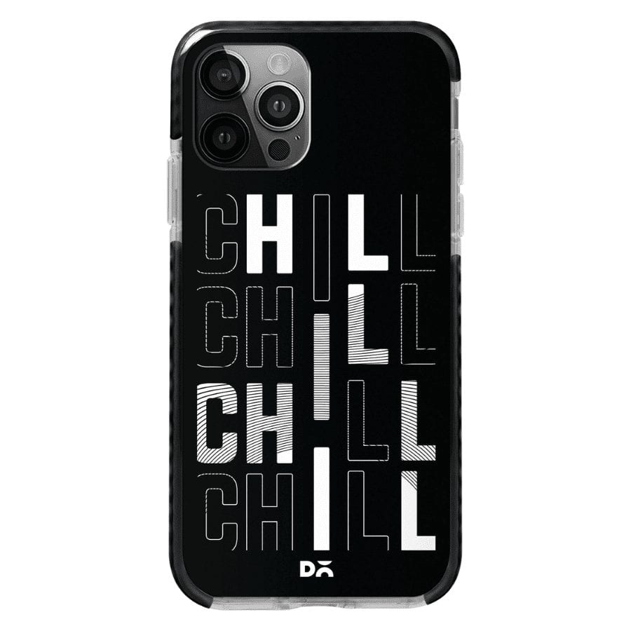 Lets Chill Stride Case Cover for Apple iPhone 12 Pro and Apple iPhone 12 Pro Max with great design and shock proof | Klippik | Online Shopping | Kuwait UAE Saudi