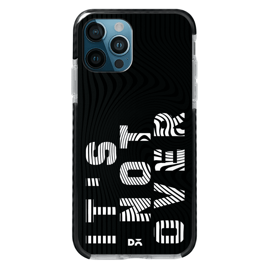 Its Not Over Stride Case Cover for Apple iPhone 12 Pro and Apple iPhone 12 Pro Max with great design and shock proof | Klippik | Online Shopping | Kuwait UAE Saudi