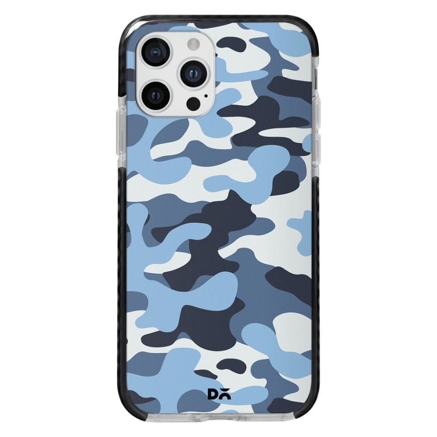Camouflage Aquatic Case Cover for Apple iPhone 12 Pro and Apple iPhone 12 Pro Max with great design and shock proof | Klippik | Online Shopping | Kuwait UAE Saudi