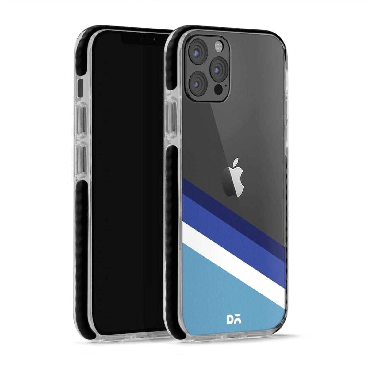 Aqua Angles Stride Case Cover for Apple iPhone 12 Pro and Apple iPhone 12 Pro Max with great design and shock proof | Klippik | Online Shopping | Kuwait UAE Saudi