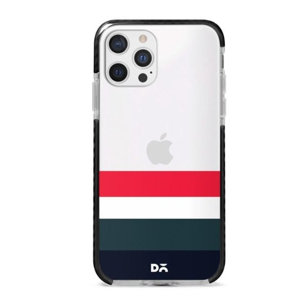 Deep Quad Stride Case Cover for Apple iPhone 12 Pro and Apple iPhone 12 Pro Max with great design and shock proof | Klippik | Online Shopping | Kuwait UAE Saudi