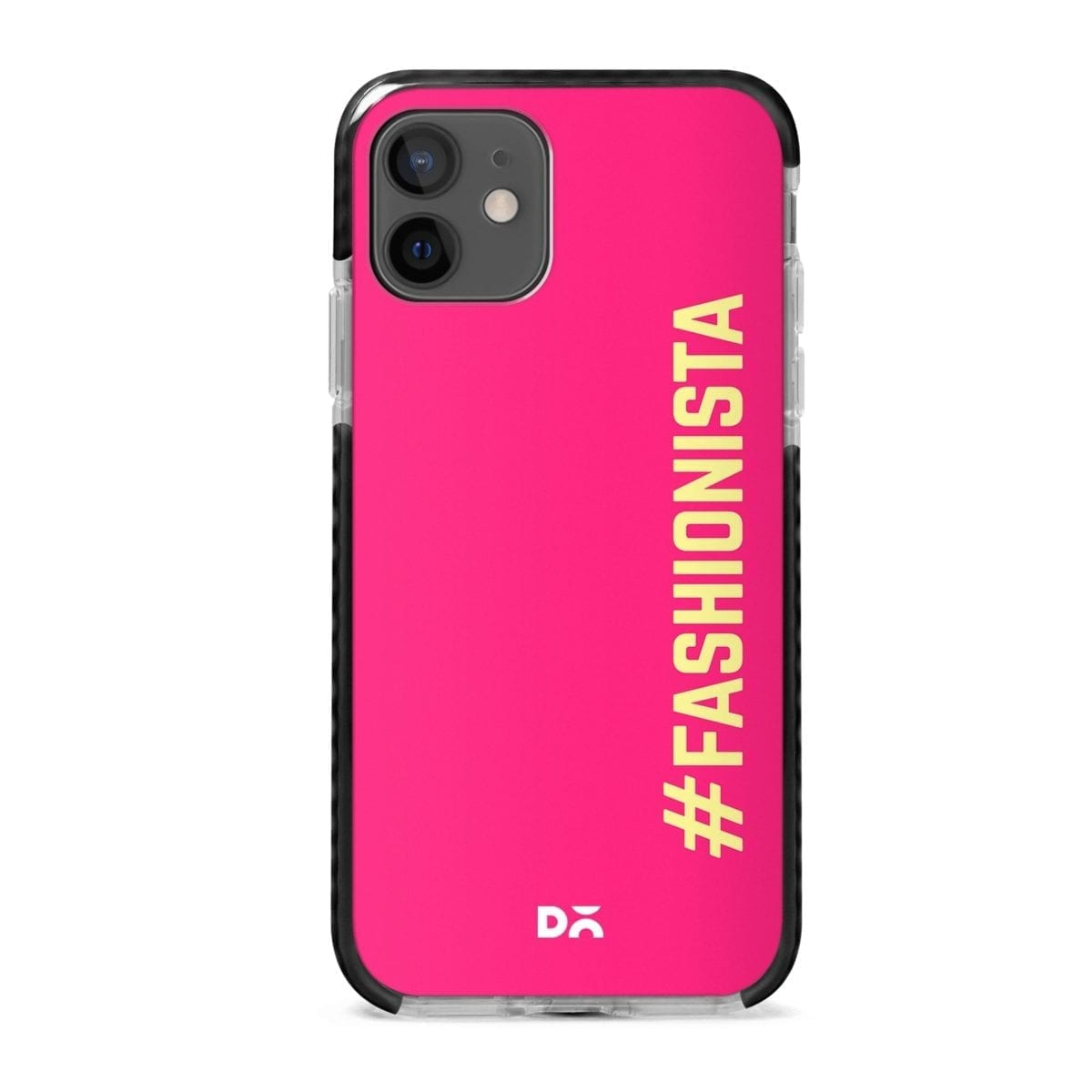 Fashionista Case Cover for Apple iPhone 12 Mini and Apple iPhone 12 with great design and shock proof | Klippik | Online Shopping | Kuwait UAE Saudi