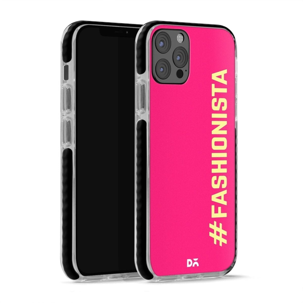 Fashionista Case Cover for Apple iPhone 12 Pro and Apple iPhone 12 Pro Max with great design and shock proof | Klippik | Online Shopping | Kuwait UAE Saudi