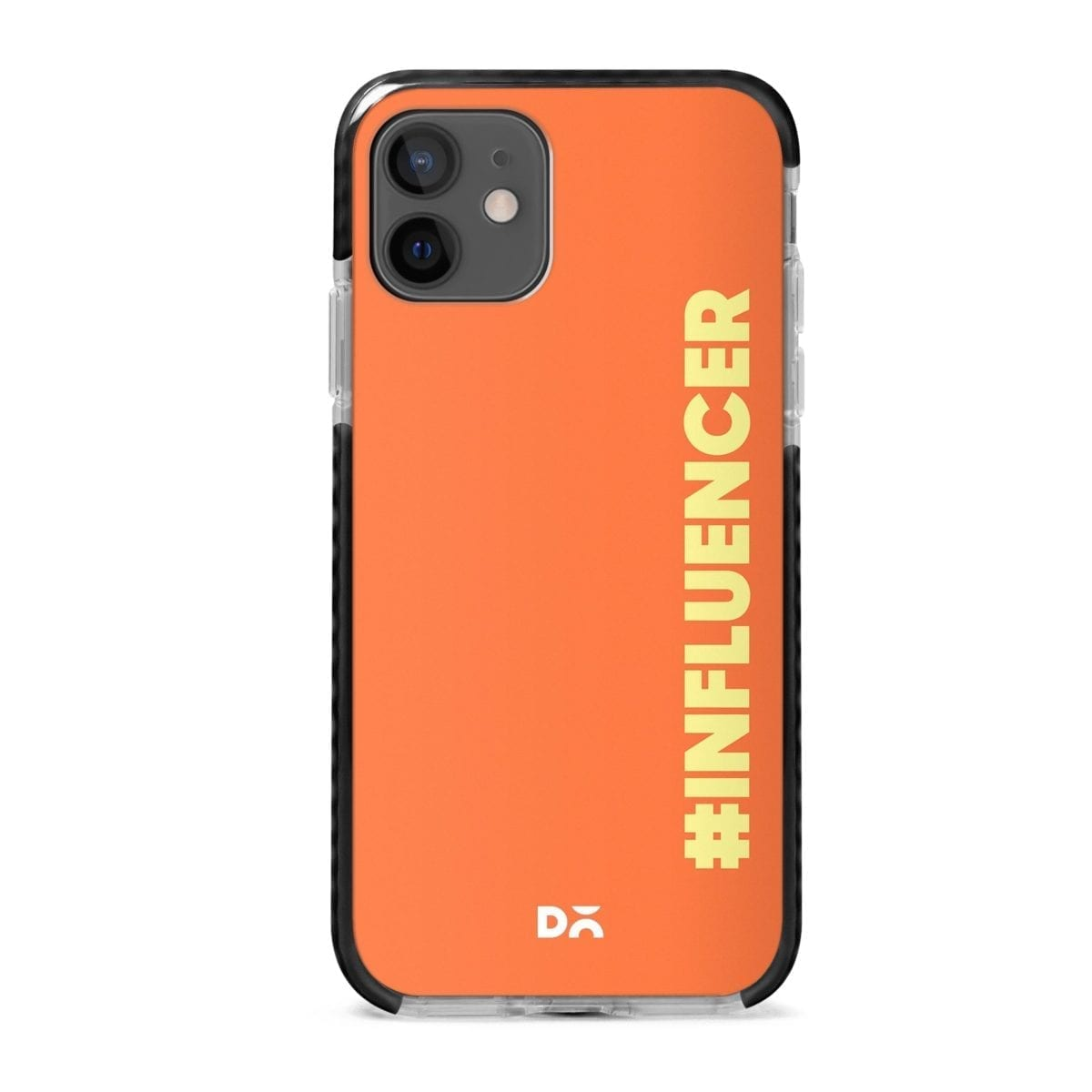 Influencer Stride Case Cover for Apple iPhone 12 Mini and Apple iPhone 12 with great design and shock proof | Klippik | Online Shopping | Kuwait UAE Saudi