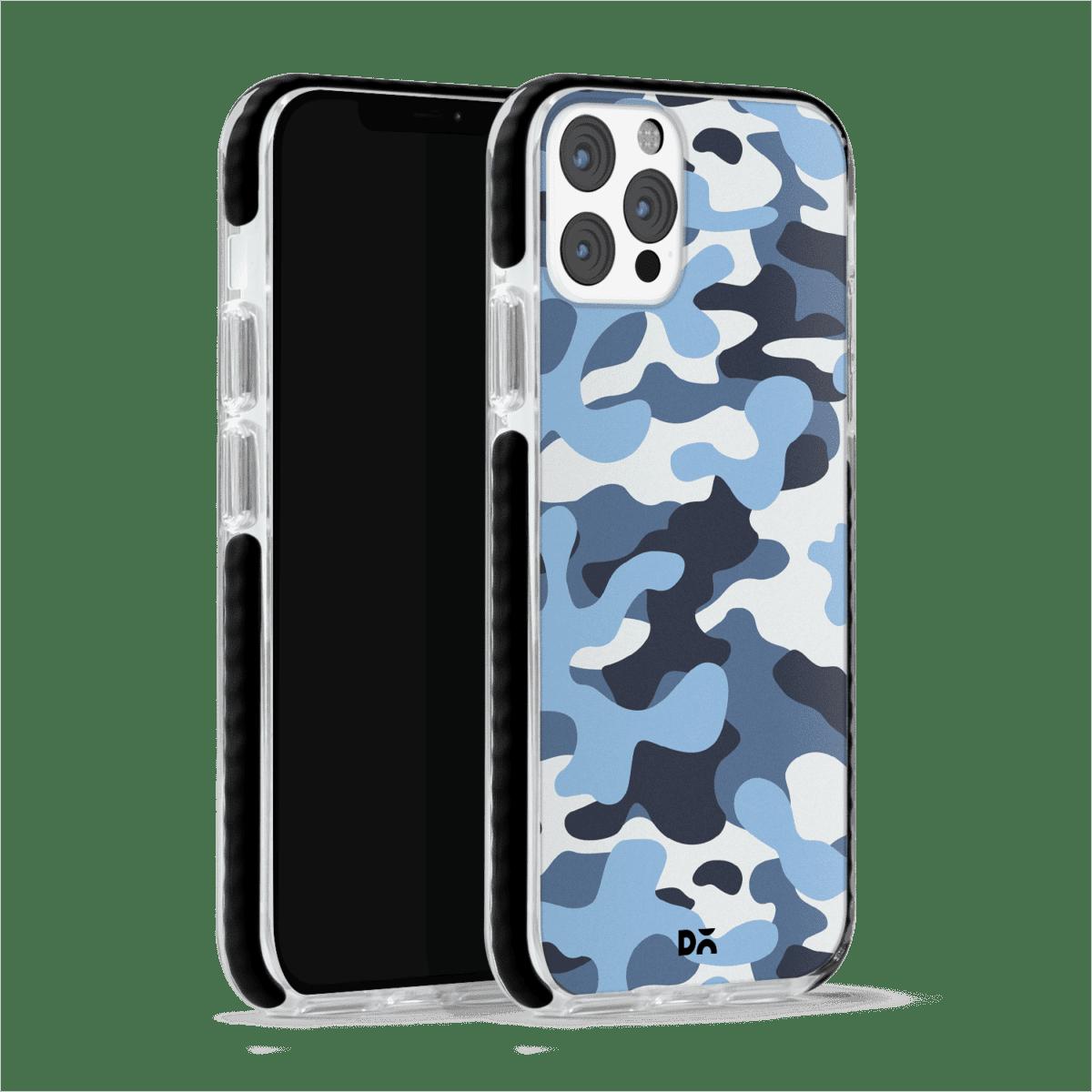 Klippik.com Camouflage Aquatic Stride Case Cover For iPhone 12 Pro view 3 | KlippiK.com | Online Shopping | Kuwait UAE Saudi
