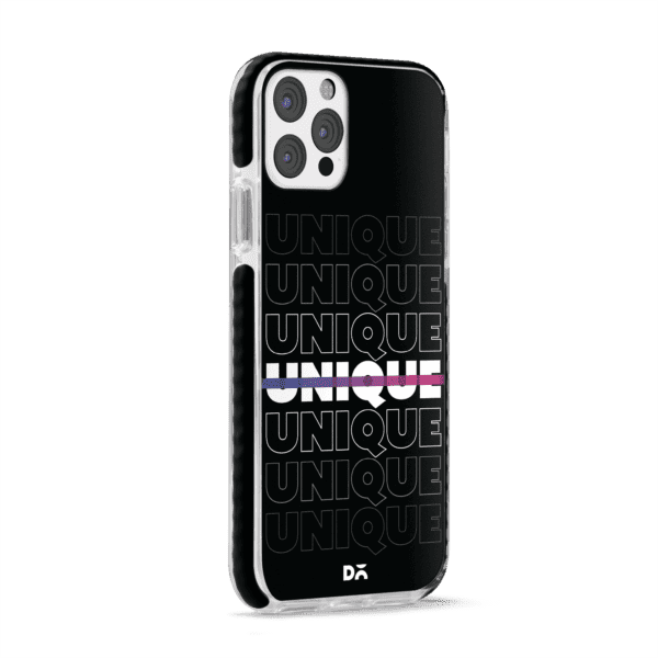 Unique Stride Case Cover for Apple iPhone 12 Pro and Apple iPhone 12 Pro Max with great design and shock proof | Klippik | Online Shopping | Kuwait UAE Saudi