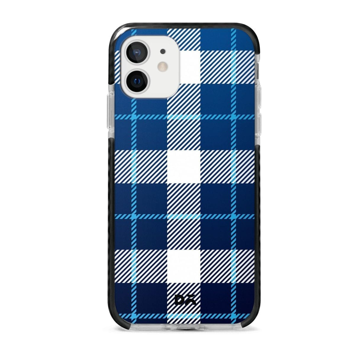 Nightfall Rope Checks Checks Stride Case Cover for Apple iPhone 12 Mini and Apple iPhone 12 with great design and shock proof | Klippik | Online Shopping | Kuwait UAE Saudi
