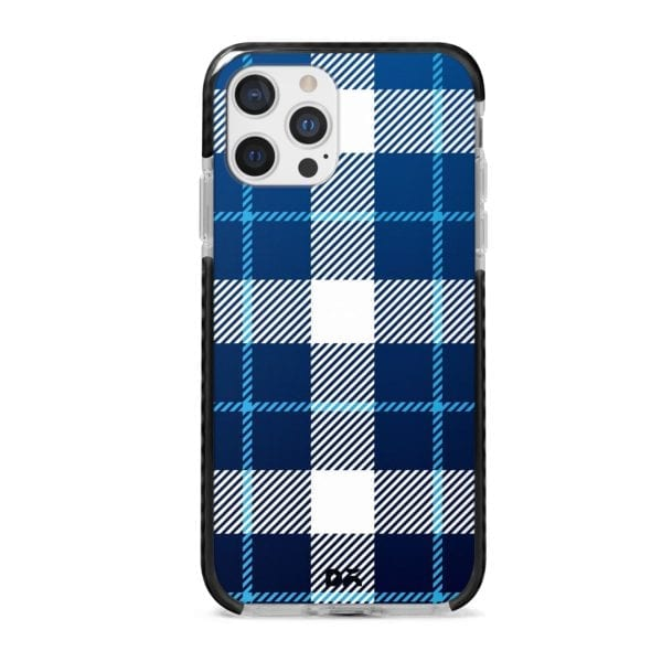 Nightfall Rope Checks Checks Stride Case Cover for Apple iPhone 12 Pro and Apple iPhone 12 Pro Max with great design and shock proof | Klippik | Online Shopping | Kuwait UAE Saudi