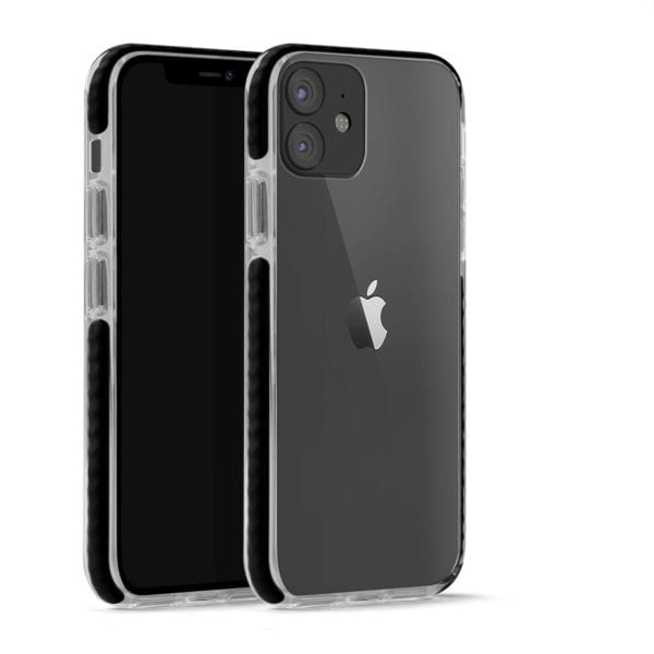 Clear View Stride Case Cover for Apple iPhone 12 Mini and Apple iPhone 12 with great design and shock proof | Klippik | Online Shopping | Kuwait UAE Saudi