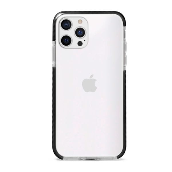 Clear View Stride Case Cover for Apple iPhone 12 Pro and Apple iPhone 12 Pro Max with great design and shock proof | Klippik | Online Shopping | Kuwait UAE Saudi