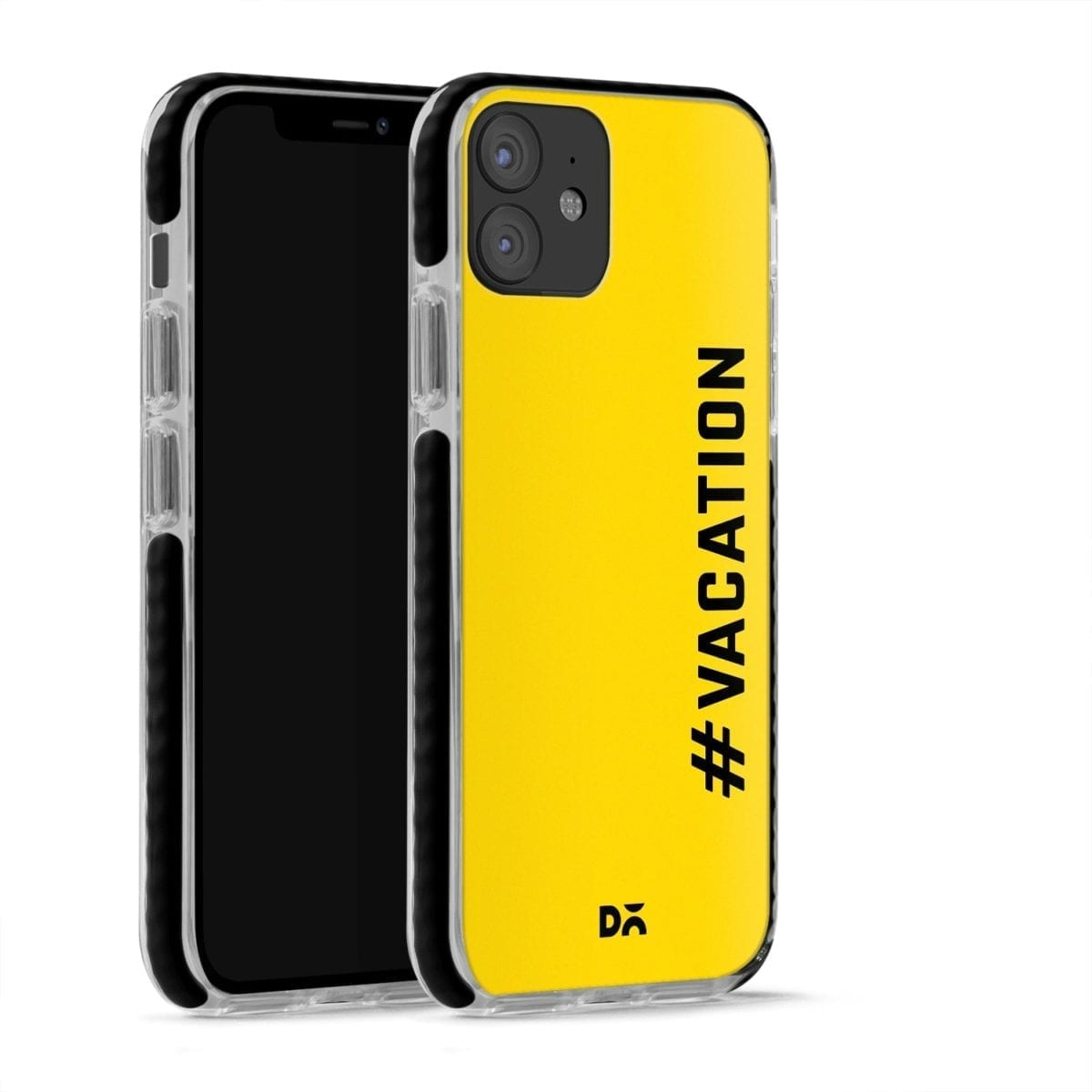Vacationing Stride Case Cover for Apple iPhone 12 Mini and Apple iPhone 12 with great design and shock proof | Klippik | Online Shopping | Kuwait UAE Saudi