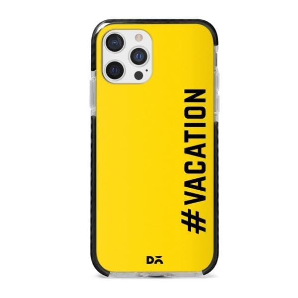Vacationing Stride Case Cover for Apple iPhone 12 Pro and Apple iPhone 12 Pro Max with great design and shock proof | Klippik | Online Shopping | Kuwait UAE Saudi