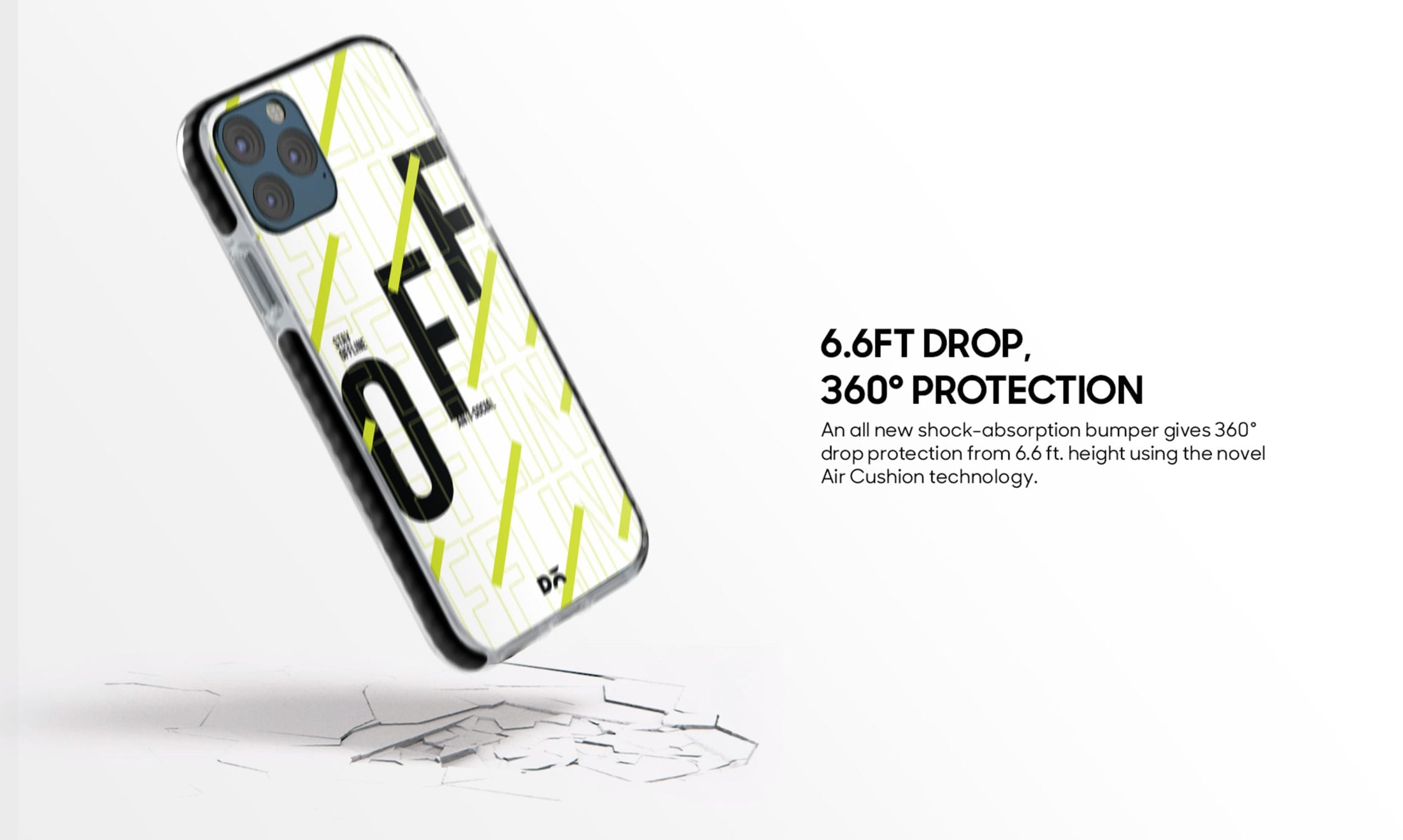 Amazing Stride Case Cover for Apple iPhone 12 Mini / 12 / 12 Pro and 12 Pro Max with great design and shock proof | Klippik | Online Shopping | Kuwait UAE Saudi