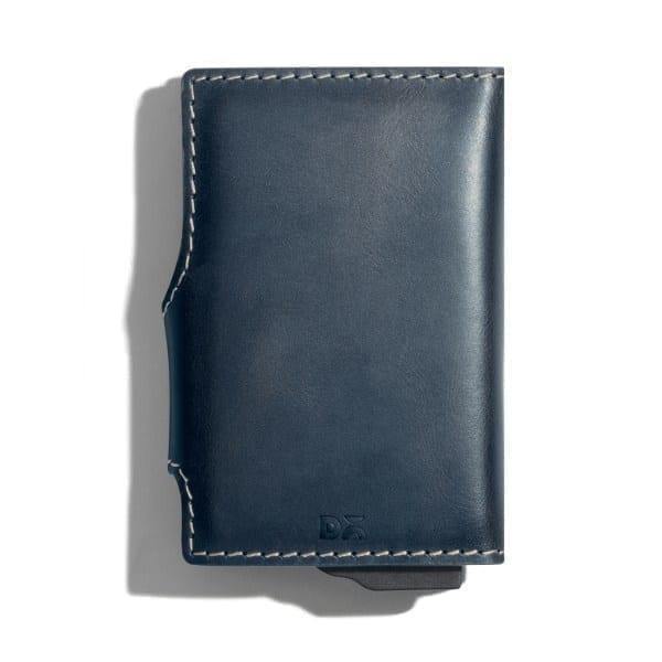 Buy Deep Navy Keeper RFID Wallets Online in Kuwait UAE Saudi | KlippiK.com