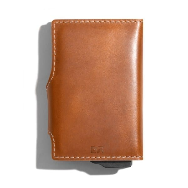 Buy Cider Brown Keeper RFID Wallets Online in Kuwait UAE Saudi | KlippiK.com
