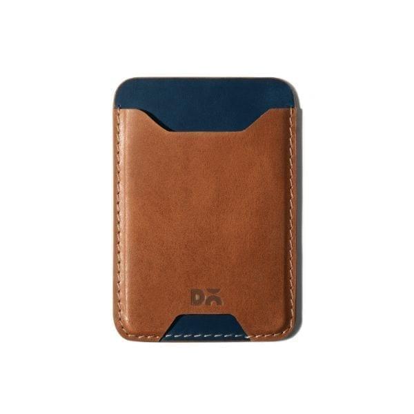 Cider Brown CardSafe Leather Phone Wallet | Online Shopping | Kuwait UAE Saudi | Klippik.com