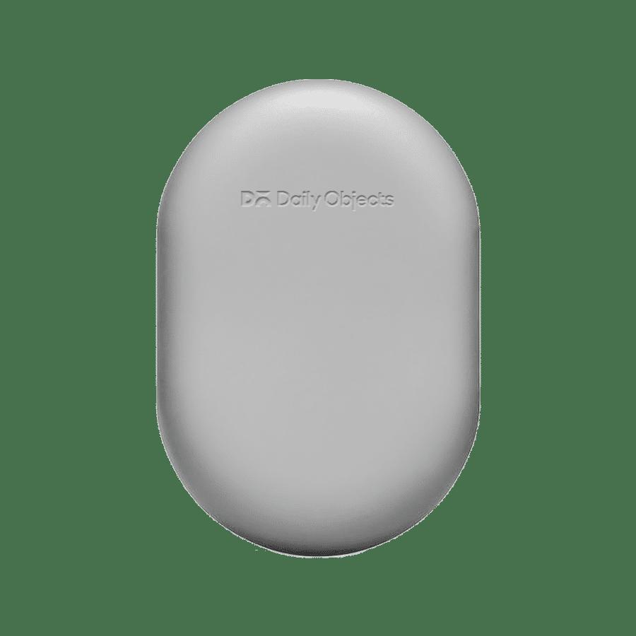 Buy Oblong Earphones & Cable Pouch - (Grey) | Organizers | Buy Online Kuwait UAE Saudi | KlippiK.com