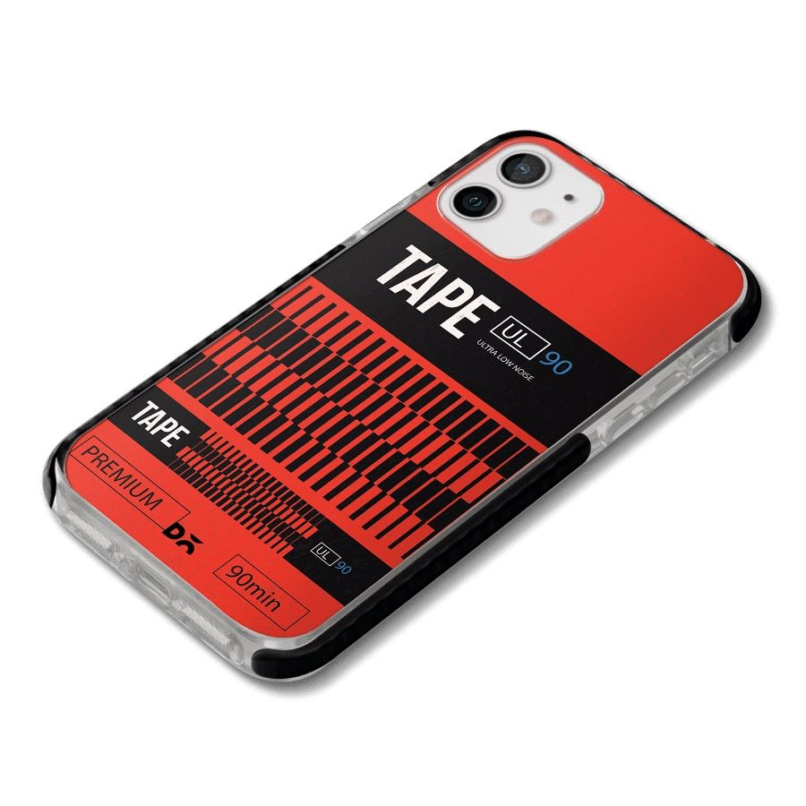 Premium UL Noise Stride Case Cover for Apple iPhone 12 mini and Apple iPhone 12 with great design and shock proof | Klippik | Online Shopping | Kuwait UAE Saudi