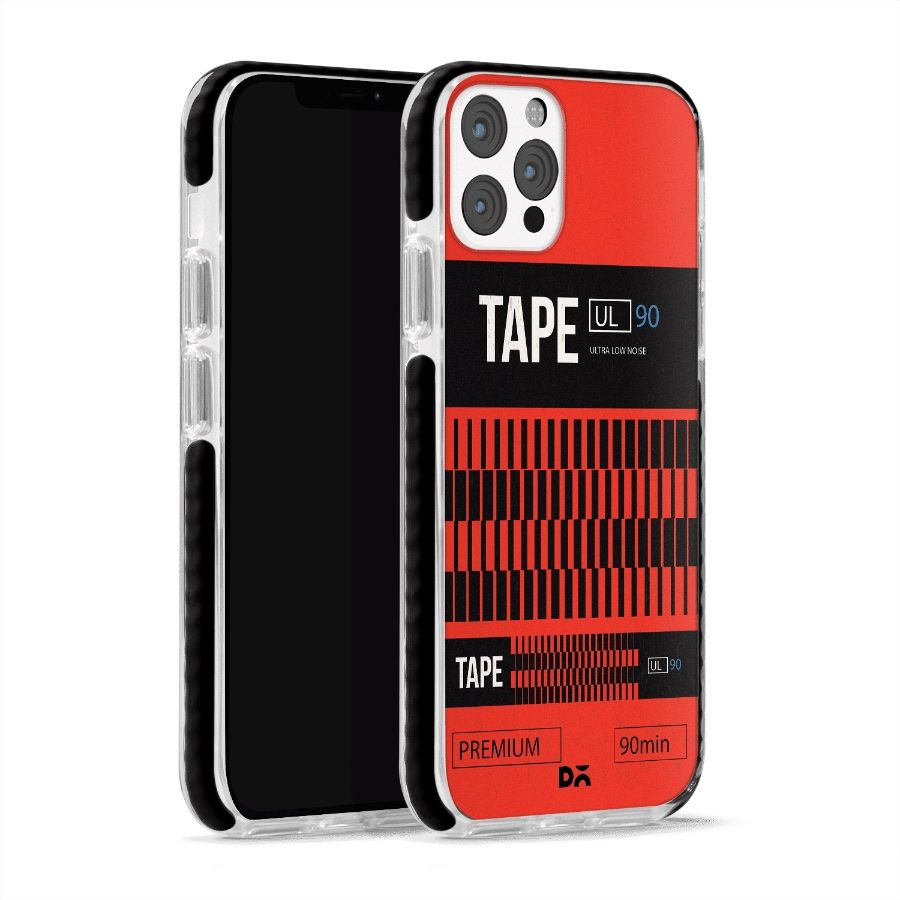Premium UL Noise Stride Case Cover for Apple iPhone 12 Pro and Apple iPhone 12 Pro Max with great design and shock proof | Klippik | Online Shopping | Kuwait UAE Saudi