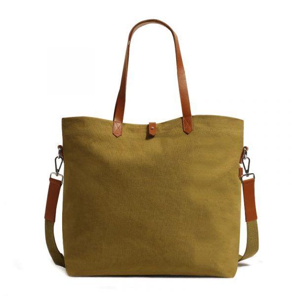 Olive Green Buoy Tote Bag | Klippik | Best Tote Bags | Online Shopping | Kuwait UAE Saudi