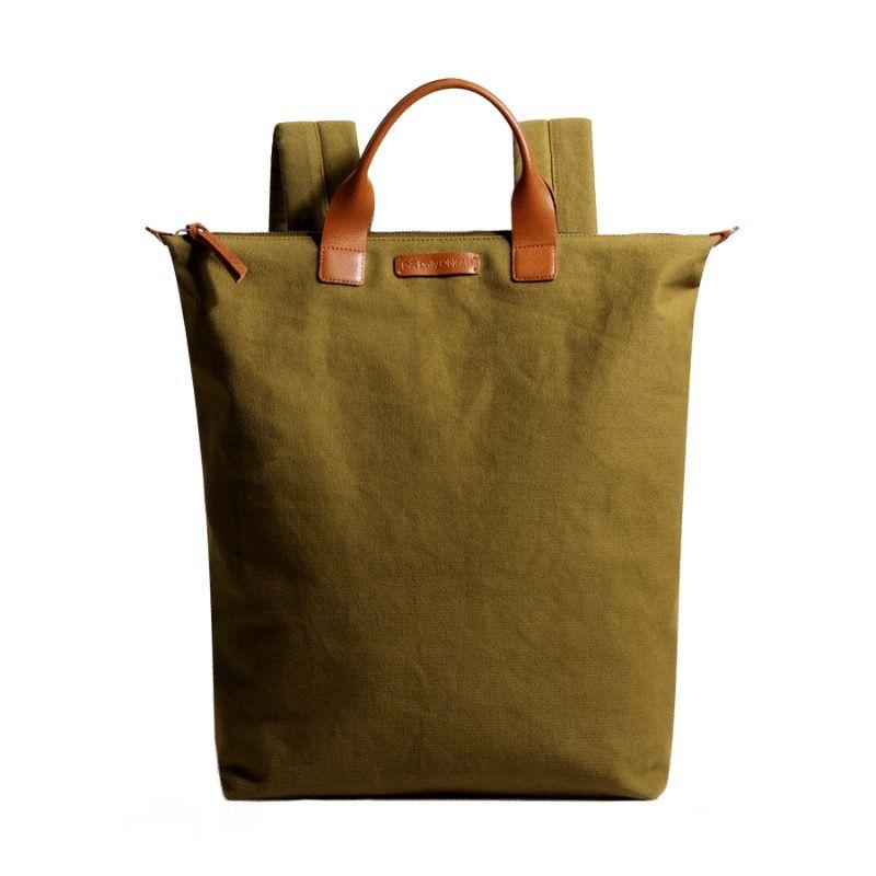 Olive Green Pilot Backpack | Klippik | Best Backpacks | Online Shopping | Kuwait UAE Saudi