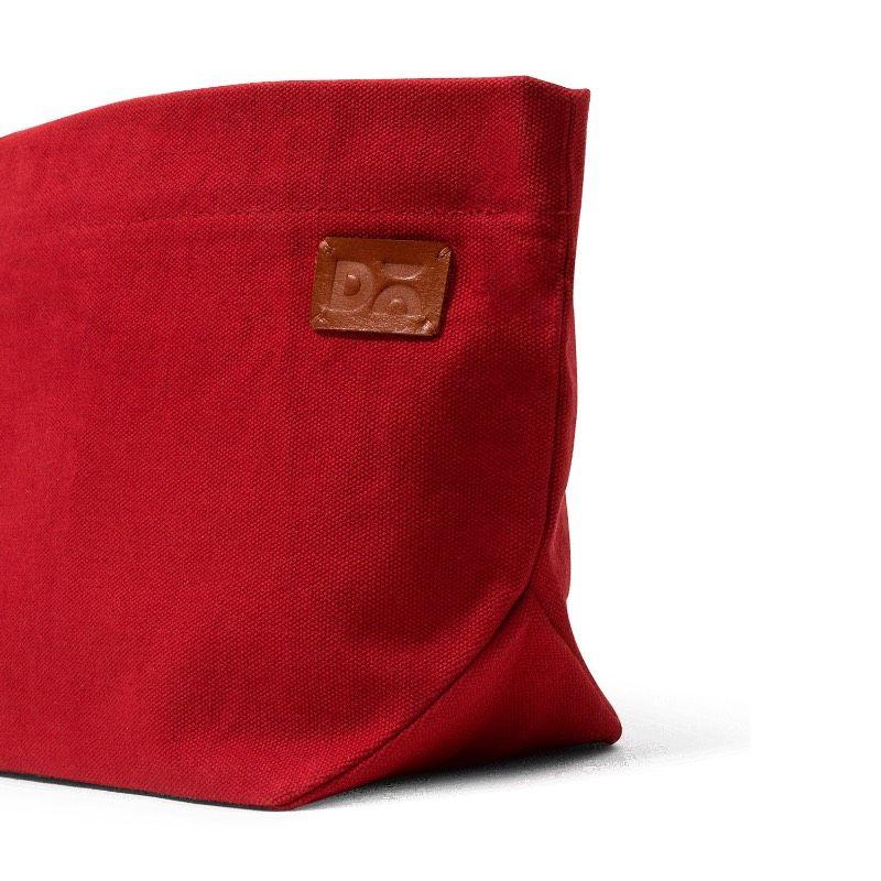 Crimson Red Regular Taxi Organiser | KlippiK.com | Online Shopping UAE Kuwait Saudi