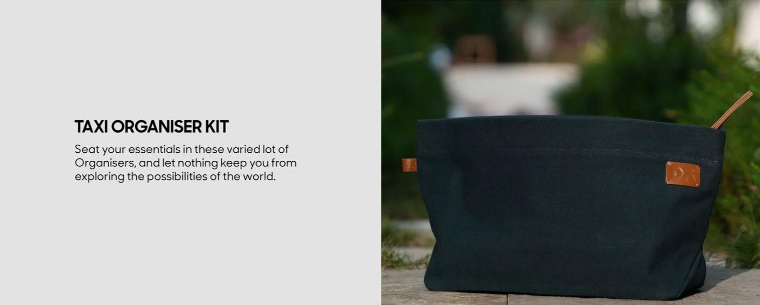 Get amazing deals and designs of Organizers Bags at Klippik.com. Best Price in Kuwait UAE Saudi Arabia for Online Shopping. Klippik.com