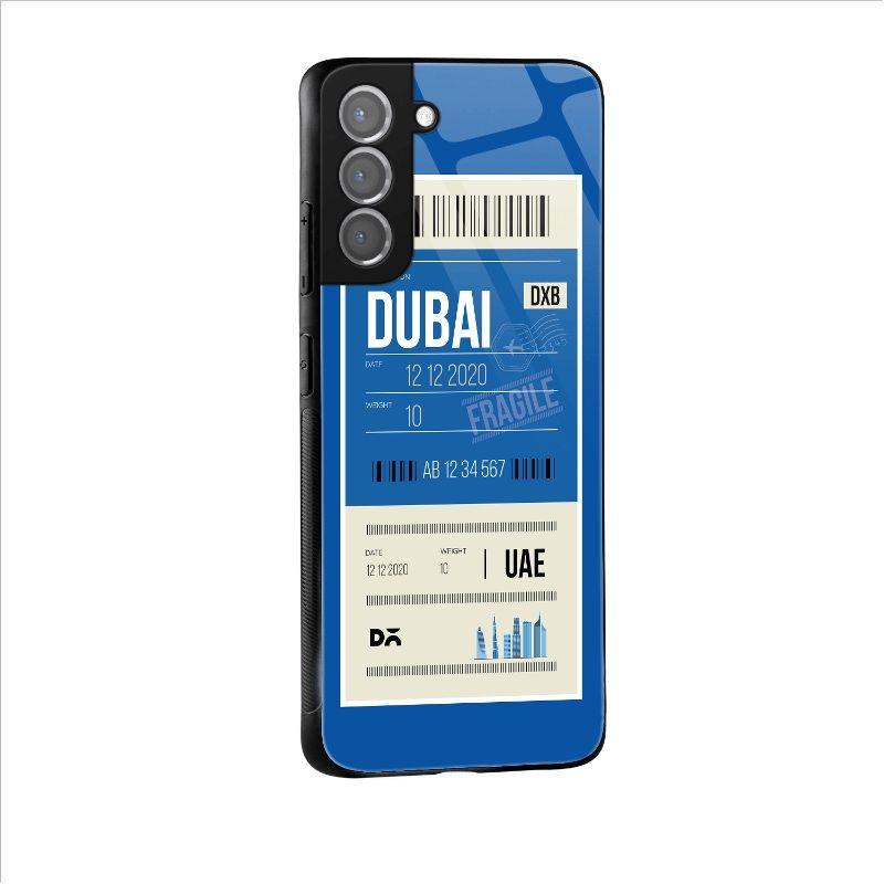Dubai City Tag for Samsung Galaxy S21 | S21 Plus . Best cases at KlippiK Online Shopping Kuwait UAE Saudi