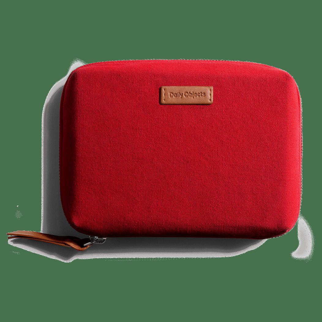 Get Marshal Mini Tech Kit Organiser - Red | Online Shopping Kuwait UAE Saudi KlippiK