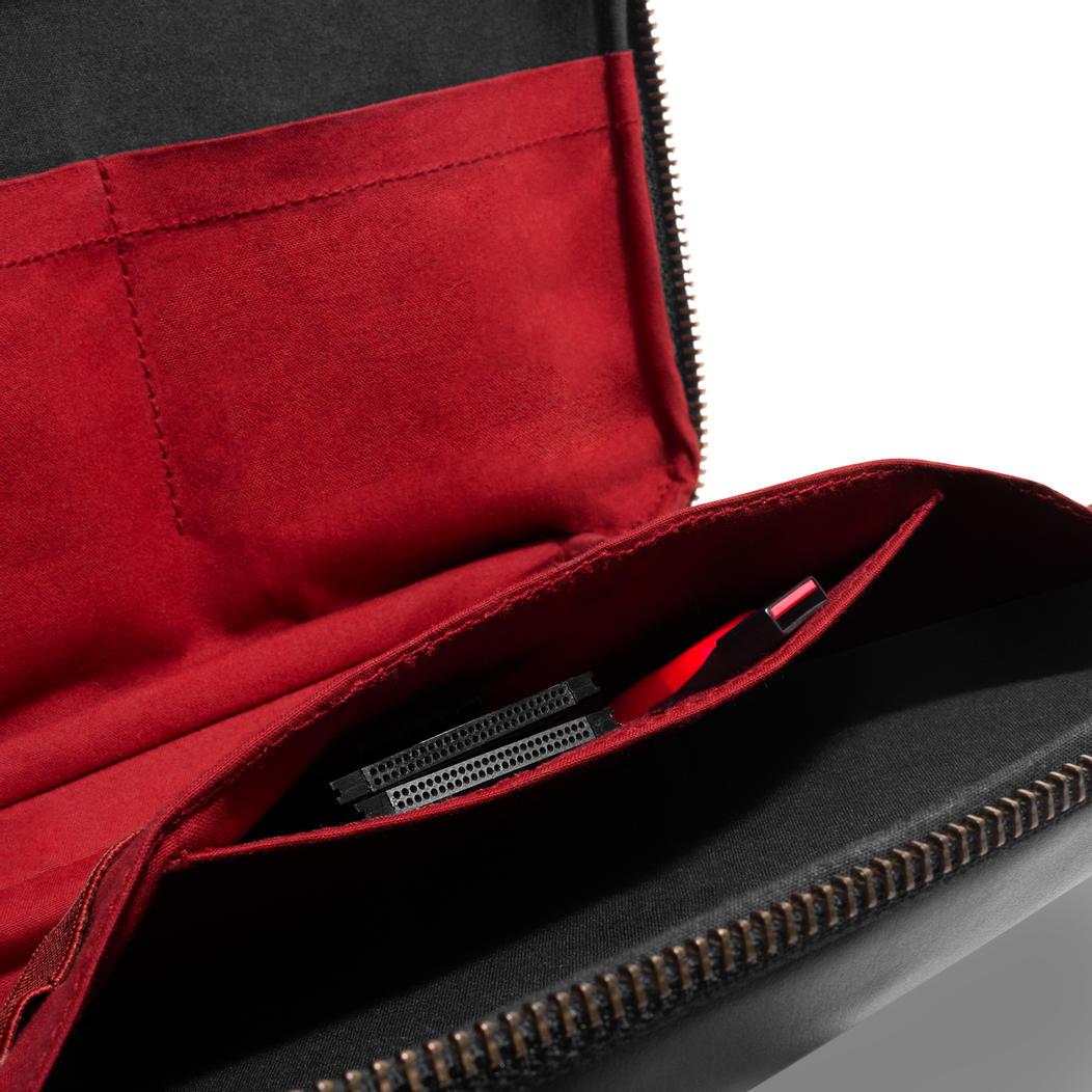 Get Marshal Large Tech Kit Organiser - Black | Online Shopping Kuwait UAE Saudi KlippiK