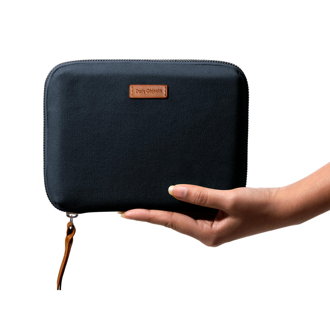 Get Marshal Large Tech Kit Organiser - Blue   Online Shopping Kuwait UAE Saudi KlippiK