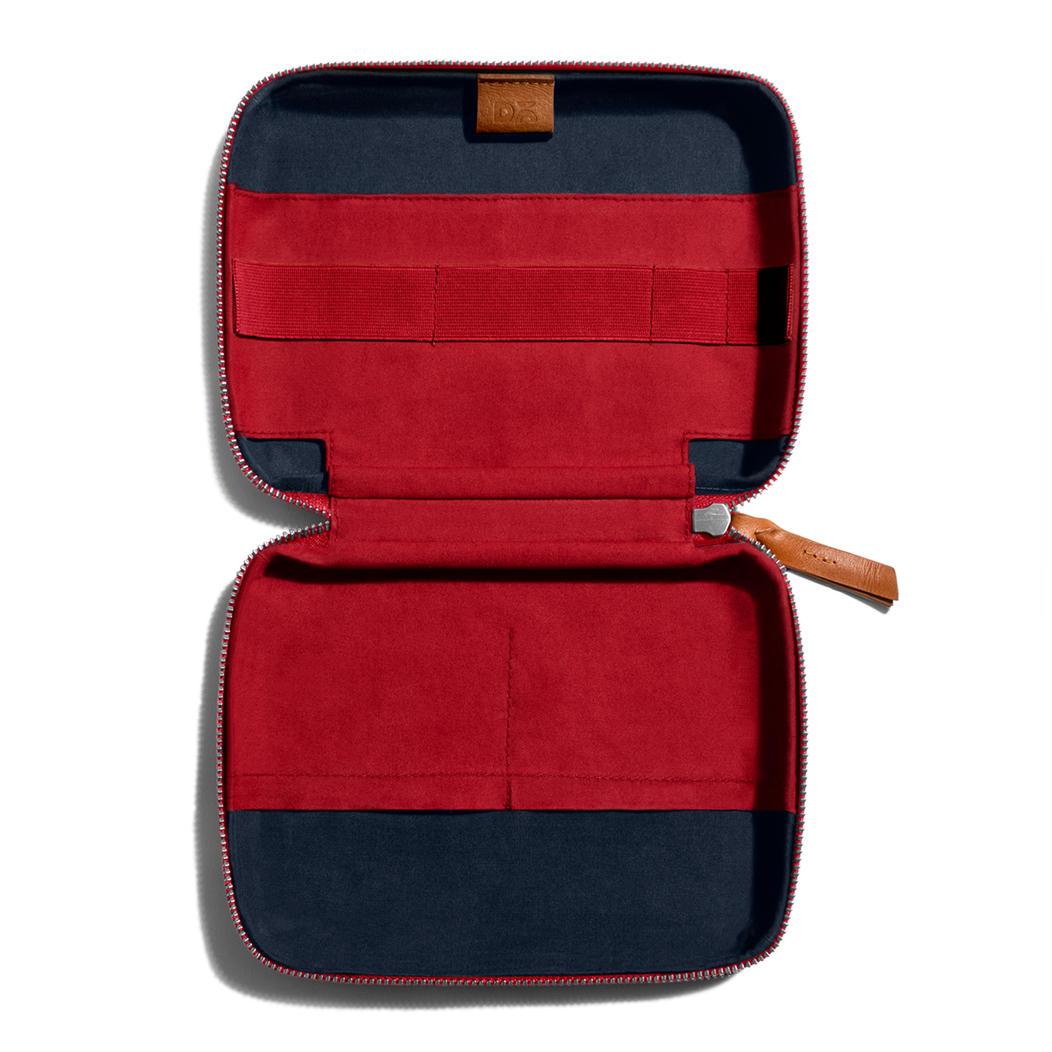 Get Marshal Large Tech Kit Organiser - Red | Online Shopping Kuwait UAE Saudi KlippiK