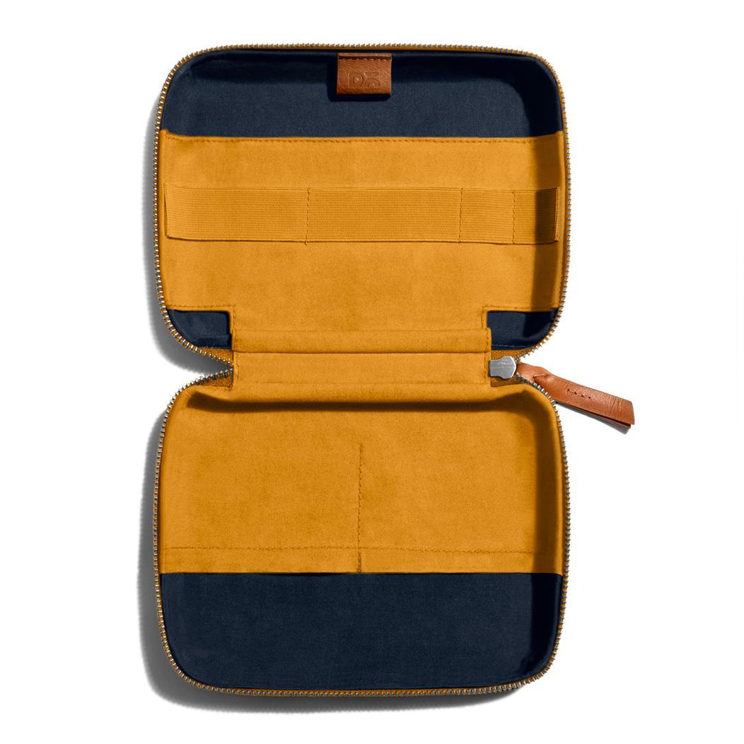 Get Marshal Large Tech Kit Organiser - Yellow | Online Shopping Kuwait UAE Saudi KlippiK